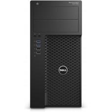 Dell Precision T3620 Workstation Intel Ci7 7700 Processor 16 GB DDR 4 2 TB Hard Disk Win 10 Pro 8 GB  AMD Radeon Pro WX5100 3 Years Warranty DVD RW