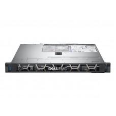 Dell 1U Rack Model- PowerEdge R240 Intel Xeon E-2124 3.3GHz, 8M cache, 4C/4T, turbo (71W) 4 DIMMS 1 x 8GB UDIMM