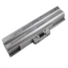 New For Sony VGN-AW VGNAW Series Laptop Battery Silver