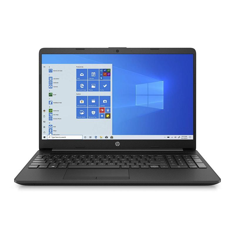 HP 15 10th Gen Intel Core i5 15.6-Inch FHD Laptop (Intel i5-10210U/4GB/512GB SSD/MS Office/Win 10/Jet Black/1.74kg)