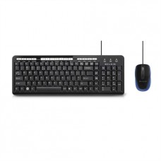 BELKIN Essential Wired Combo (Keyboard + Mouse) - C300