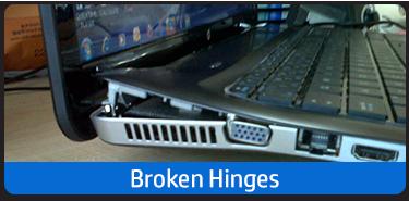 Broken hinges