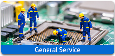 Laptop general service