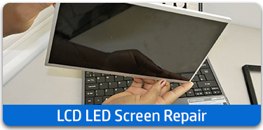 LCD LED screen repair