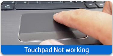 Touchpad not working
